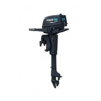 Fuera De Borda Power Tec 2,5 Hp Powertec