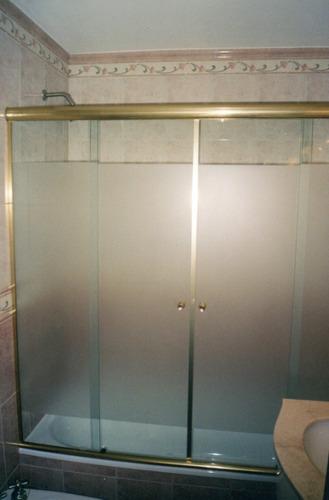 Mamparas de ba o corrediza de vidrio templado x m2 mamparas a ars 1000 en preciolandia - Cristal templado precio m2 ...