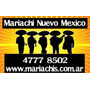 Mariachis, Mariachi Nuevo Mexico 100% Orig 100% Calif Posit