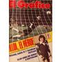 Revista Grafico 3140 Fillol River Argentinos Atlanta Jones
