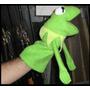 Rana Muppets Guante Titere Kermit Marioneta, Rene, Infantil
