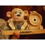 Mono Relojero Jorge