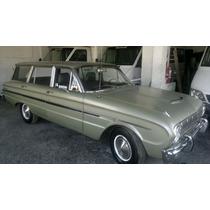 Ford Falcon Rural Luxe Año 1969 - Único Dueño. Motor 188