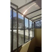 Cerramiento En Malla Hierro Para Ventanas, Techos, Balcon