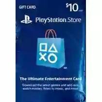 Psn Card 10 U$s Ps4 Ps3 Ps Vita Tarjeta Electrónica