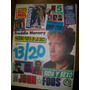 13/20 Nº 167- Johnny Lydon Ex Sex Pistols/ Divididos/ Serrat