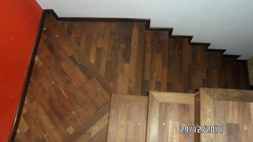 Revestimiento de escaleras de madera dura artesanal otros a ars 99 en preciolandia argentina - Revestimiento para escaleras ...