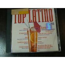 Cd Compilado Top Latino ´98 1998 Diferentes Artistas