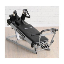 Pilates Power Gym Cama Reformer Fitness C/ Dvd - Garantía -