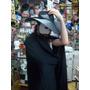 Capa Para Disfraz, Fantasma De La Opera, Mosquetero, Capucha
