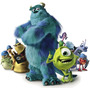 Kit Imprimible Monster Inc - Bolsitas - Invitaciones -candy