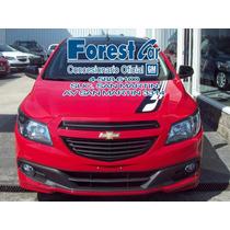 Chevrolet Onix Ltz Effect 5p M/t 1.4n 0km, Entrega Ya#4