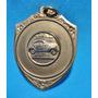 Medalla Premio Coche A La Vista