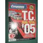 Revista Campeones 75 Guia Turismo Carretera 2005 Automoviles