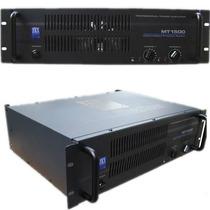 Potencia Zkx Mt1500 750w + 750w En 4 Ohms Argentmusic