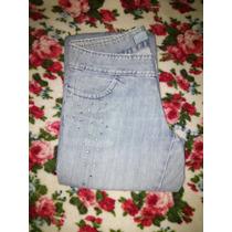 Jeans 36 Excelente Estado(85-90cm Cadera)