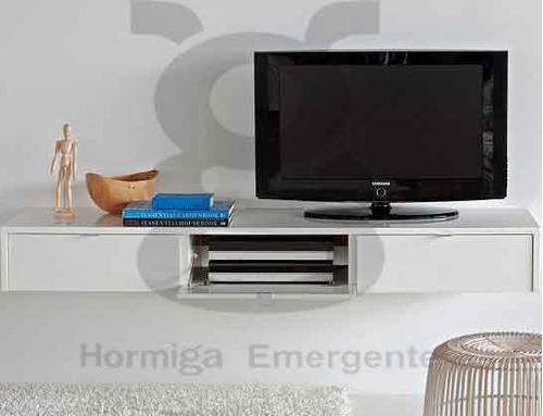 biblioteca de tv mueble de tv lcd flotante de melimina mueble lcd
