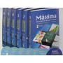 Maxima -recursos De Apoyo Al Estudio- 6 Tomos .7cd-novedad!!