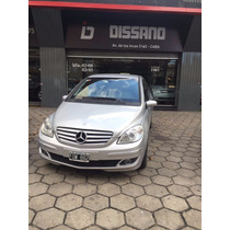 Mercedes Benz Clase B200 Cdi At Dissano Bmw 120 A3 Fit