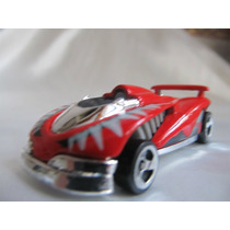 El Arcon Autito Coleccion Hot Wheels Roter Flitzer 1990