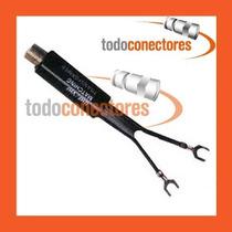 Adaptador De Antena Uhf De Aire A Tv Coaxil Conector P/ Tda