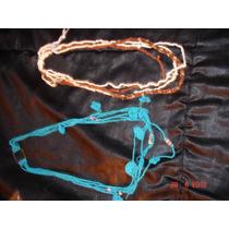 Collares Tejidos En Crochet