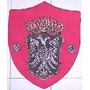 Escudos Heráldicos De Resina Simil-hierro
