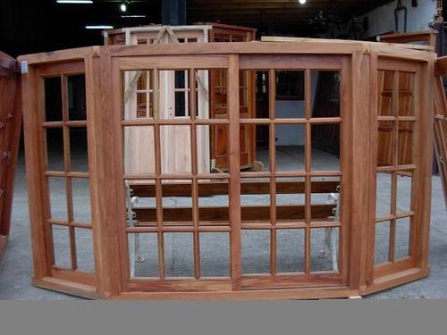 Ventanas nuevas tipo bow windows madera a ars 3300 en - Hacer ventana de madera ...