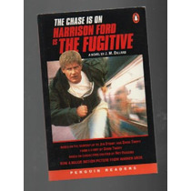 The Chase Is On Harrison Ford Is The Fugitive-ingles- Libros