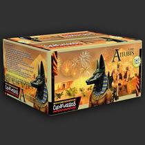Torta Anubis - Fuegos Artificiales