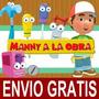 Kit Imprimible Manny A La Obra Candy Bar Golosinas