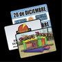 Imanes X 1000 - 6x4cm Full Color - Laminados - Mejor Precio!