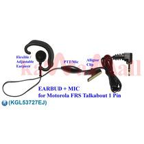 Auricular Manos Libres Ptt Para Handie Motorola Talk Y Otros