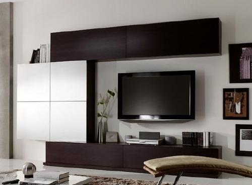 Mueble mesa modular lcd vajillero progetto mobili nuevo for Progetta mobili
