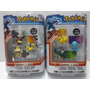 Pokemon Figuras X 3 Pack Original Tv Cod T18591