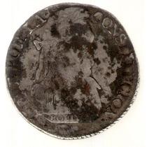 Bolivia 4 Soles 1830 J.l Mb