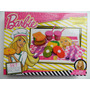 Barbie Quiero Ser Set De Comiditas Picnic Sandwiches Abrojo