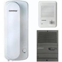Kit Portero Electrico Commax Dp-2s Frente Y Teléfono Interno