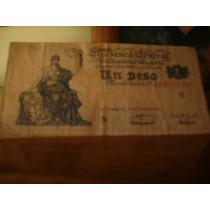Billete Patacon De Un Peso (precio X Unidad)
