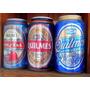 Lata Llena De Cerveza Quilmes Edicion Limitada 120 Años