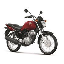 Honda Cg 150 Nuevo Modelo En Motolandia!!!