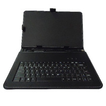 Funda Tablet 10 Pulgadas Con Teclado Usb