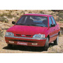 Burlete De Parabrisas Original Escort 97 / Orion / Pointer