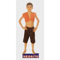 Disfraz De Negrito