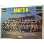 Grafico Poster Banfield Campeón Nacional B 92/93 S/revista