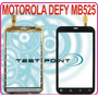 Touch Screen Mb525 Pantalla Motorola Defy Tactil Mb525 Lcd