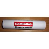 Papel Para Fax Termico Samsung / Toshiba