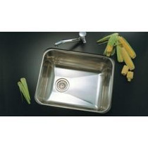 Pileta Bacha Cocina Acero Johnson Simple G 50 Linea 304