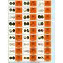 Volante Cocina Domec Art.09956/5 Paola 81 Bca.hnlla.67