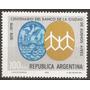 Argentina 100 Años Banco De La Ciudad 1140 Gj 1827 Año 1978